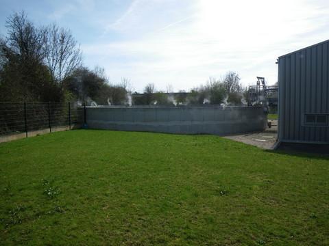 Traitement sur station d'épuration en agro-alimentaire par Natural Tech