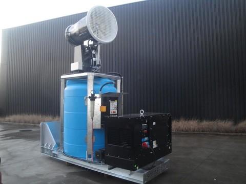 Unité Spraystream 50i VT 100% autonome et déplaçable